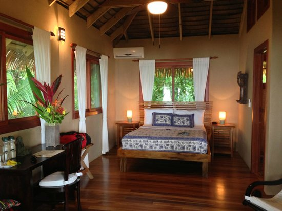 Copa de Arbol Beach and Rainforest Resort: Beautiful room!