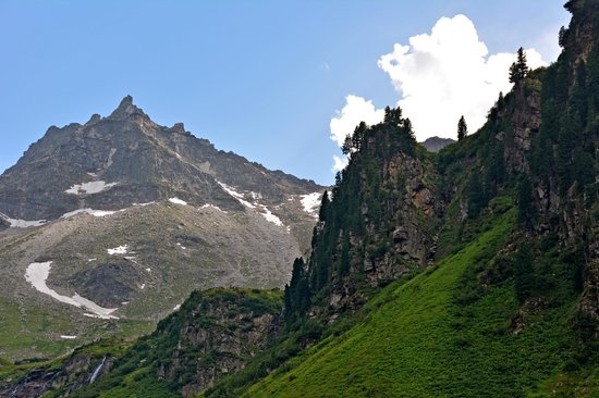 Nationalpark Hohe Tauern: Auf dem Weg zur St. Pöltner Hütte zwischen Salzburg und Osttirol