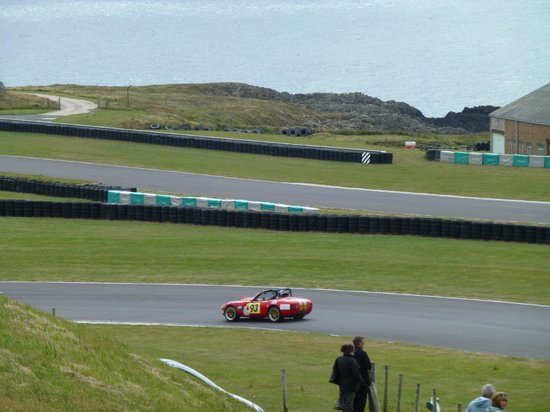 Anglesey Circuit - Trac Mon: Car 93 Anglesey 2013 DTEC