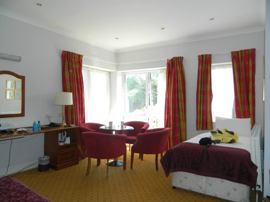 Wilton Hotel Bray: Other side of large family room