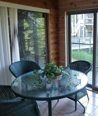 Vacation Club : outdoor porch