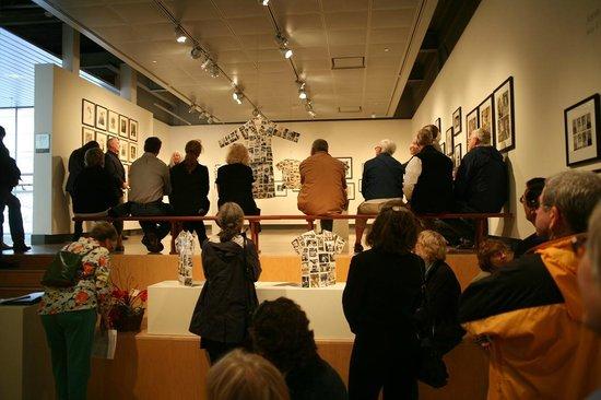 Missoula Art Museum exhibition of Jane Deschner