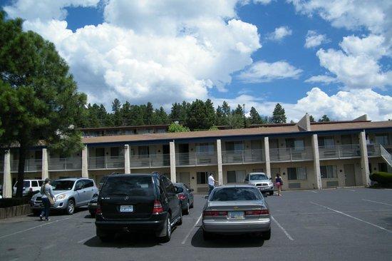 Hotel Aspen InnSuites Flagstaff / Grand Canyon: exterior
