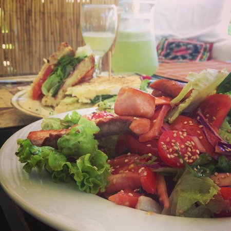 Late Resto Punta del Este: Meal