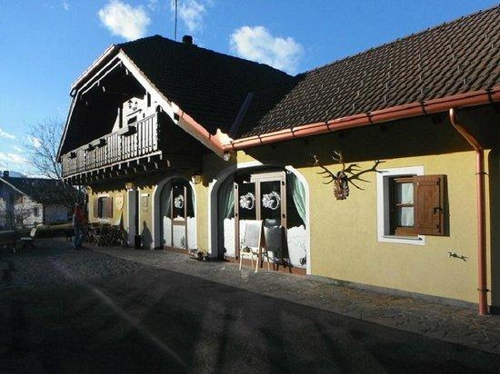 Trattoria Le Falene: Locale climatizzato e accogliente, con ampio spazio esterno, ottima cucina tipica.