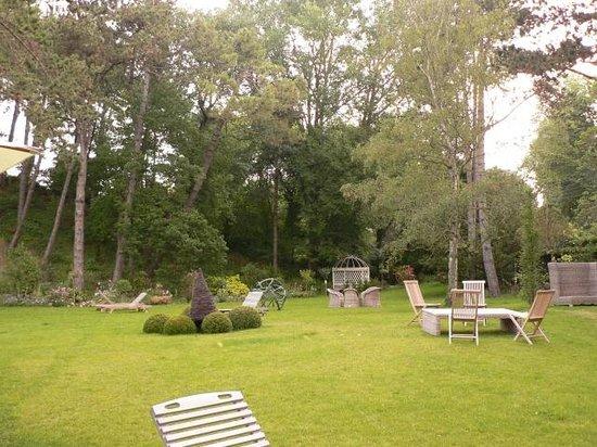 Haec Otia : Jardin