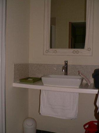 Haec Otia : Studio - salle de bain (partie)