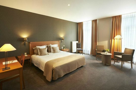 Hotel Leopold: Renovated upgraded room