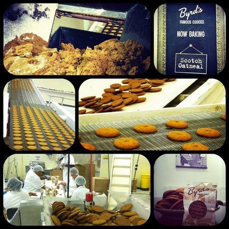 Byrd Cookie Company: Oatmeal
