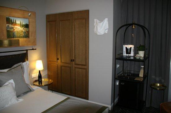 The Rothschild Hotel - Tel Aviv's Finest: bedroom