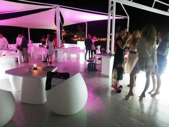 RocaMar Hotel : Apéro time obere Terrasse
