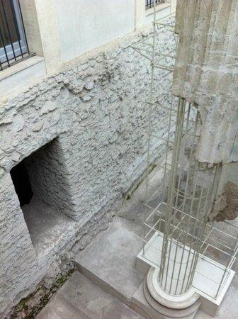 Crypta Balbi: Cripta Balbi