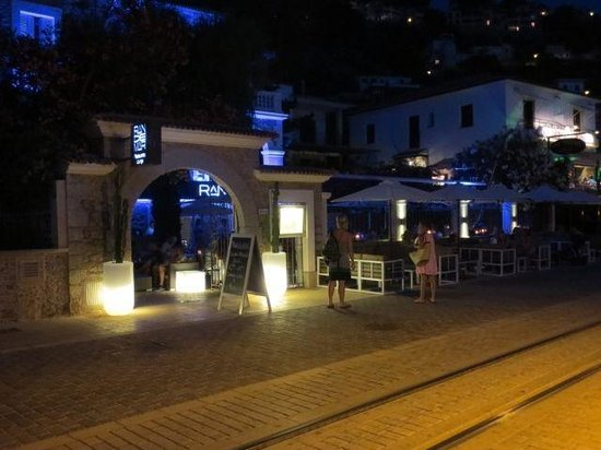 Restaurante Randemar: Main entrance