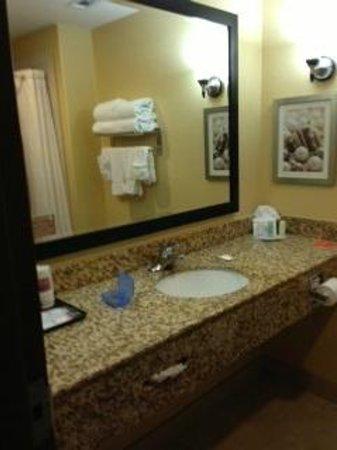 Comfort Suites Waxahachie: Sink