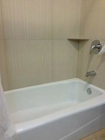 Comfort Suites Waxahachie: Bathtub