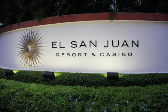 el san juan hotel and casino lobby