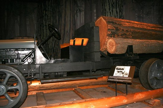 The Museum at Campbell River : Inside museum