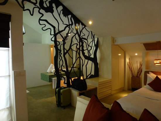 Hotel Be Angkor: Bamboo Room