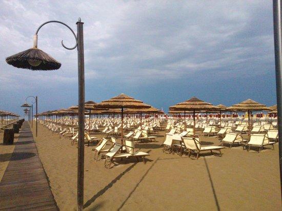 Fantasy Hotel: la spiaggia ..ce ne sono quattro da scegliere