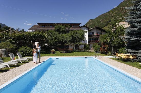 Hotel Bauhof Garten und Pool
