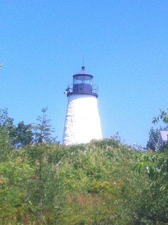 Pentagoet Inn: Castine Lighthouse