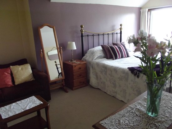 Lewis's Bed and Breakfast: The Rose Room