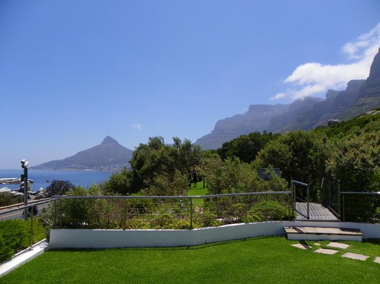 The Twelve Apostles Hotel and Spa: Sea views