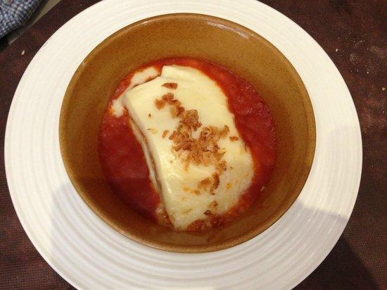 Casa Daniel: lasagna