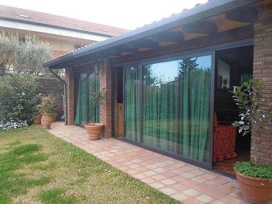 Villa Papale: Dependance - esterno