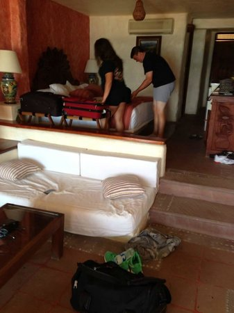 Aura del Mar Hotel : Family Suite Acupulco room 1