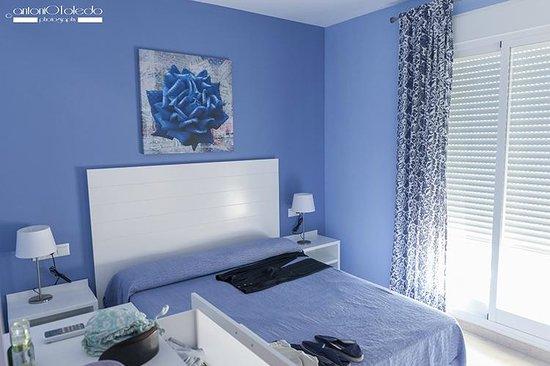 Hotel Mena Plaza: Dormitorio en el apartamento