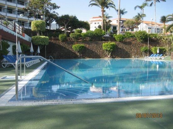 Best Semiramis: The main pool