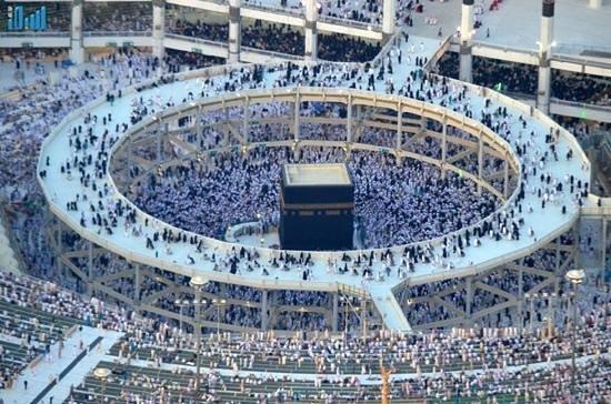 Meca, Arabia Saudita: Al Haram in Makkah 2013