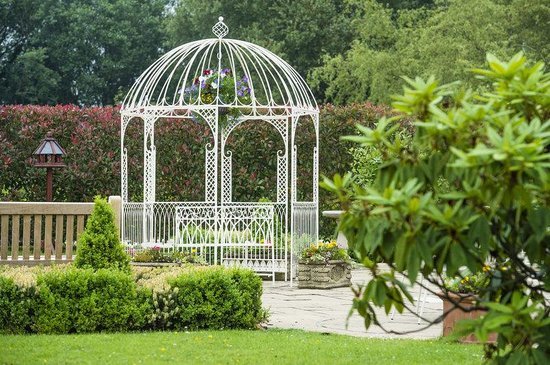 The Parkway Hotel & Spa: Hotel Grounds - Wedding