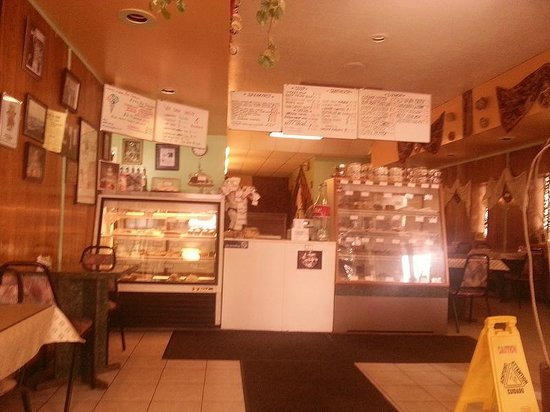 Lala's Hungarian Pastry: When you walk in...be sure to check the dessert case!