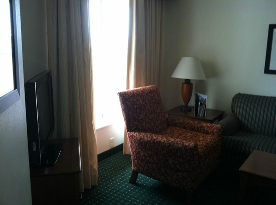 Residence Inn Manassas Battlefield Park: Comfy Chair