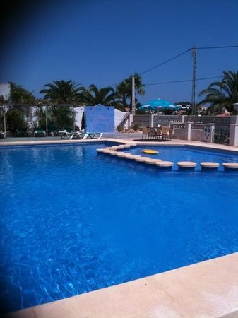 Gran Sol Calpe: pool at Hotel Gran Sol