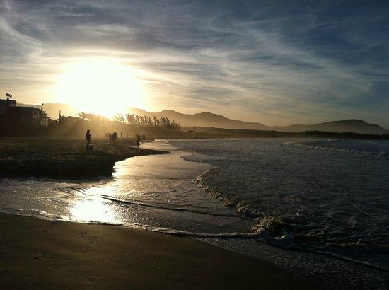 Pousada Mar do Leste: The beach!