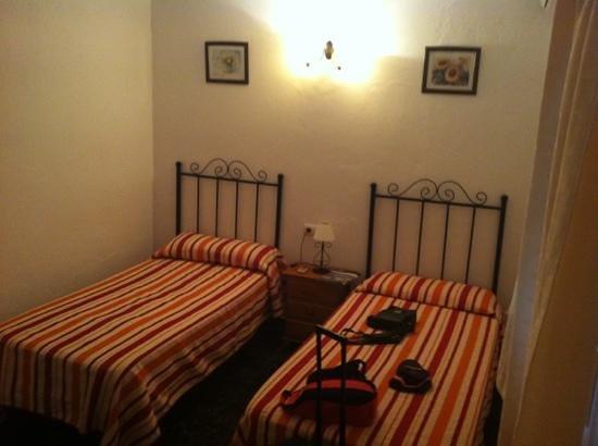 Hostal El Levante: habitación número 12