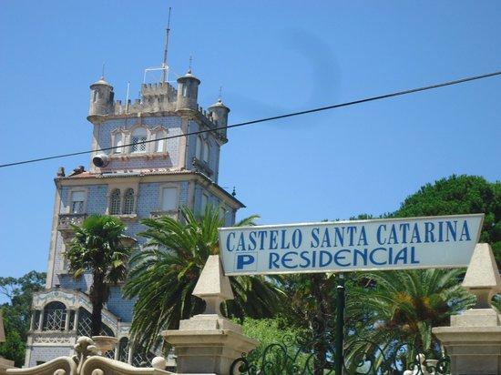 Castelo De Santa Catarina Hotel