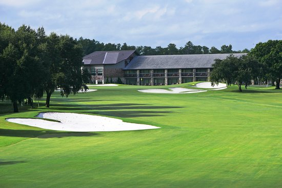 Arnold Palmer's Bay Hill Lodge: Arnold Palmer's Bay Hill Club & Lodge - Orlando FL