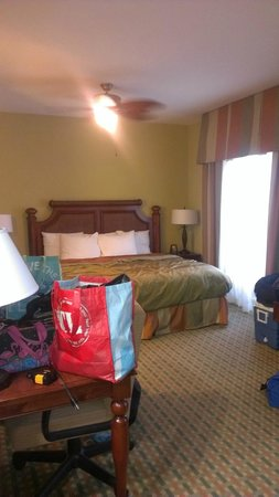 Homewood Suites Ocala at Heath Brook: Bedroom