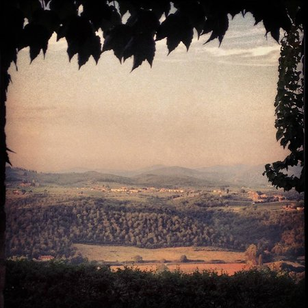 Hotel Le Fontanelle: Our view, with the help of Instagram...