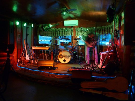 Mostly Water playing Black Bear Bar & Grill