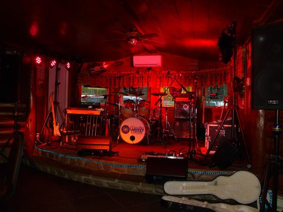 Mostly Water - Chris Boyden - playing Black Bear Bar & Grill