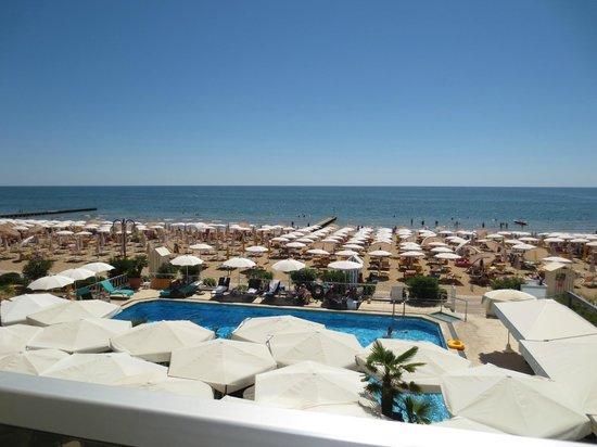 Hotel Byron Bellavista: Vista dalla camera