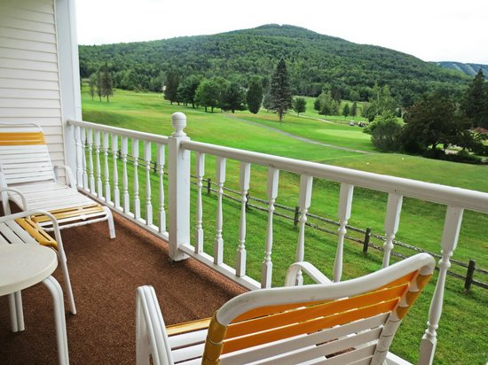 The Thompson House : View from the Evergreen
