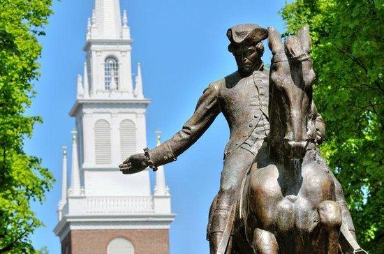 The Boxer Boston: Paul Revere North End