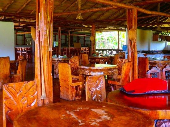 Napo Cultural Center: Conforteble y tranquilo
