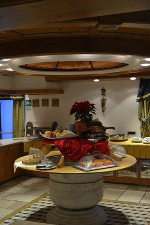 Leading Relax Hotel Maria : Reparto colazione